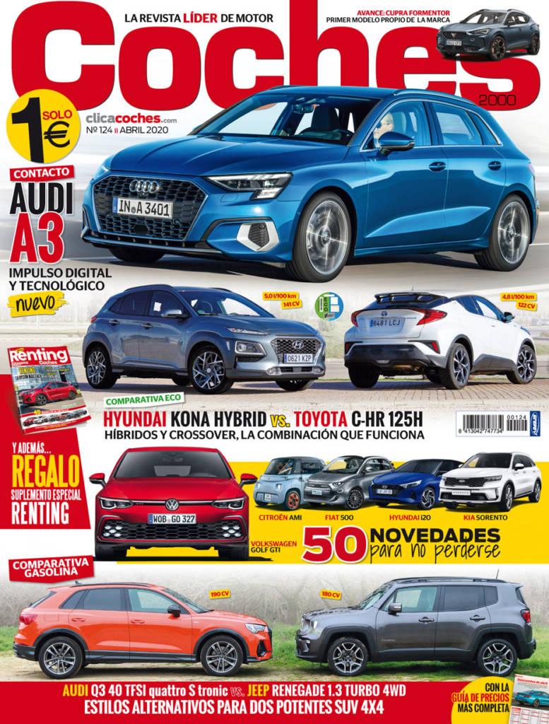 Revista Coches 214