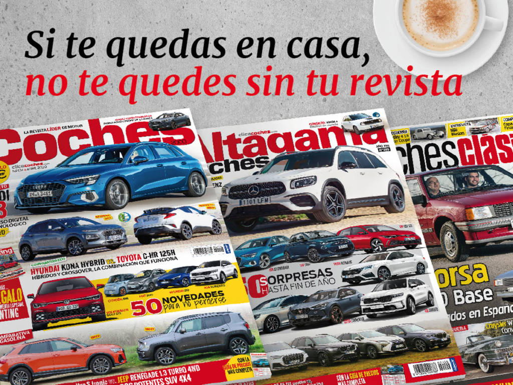 Revistas coches