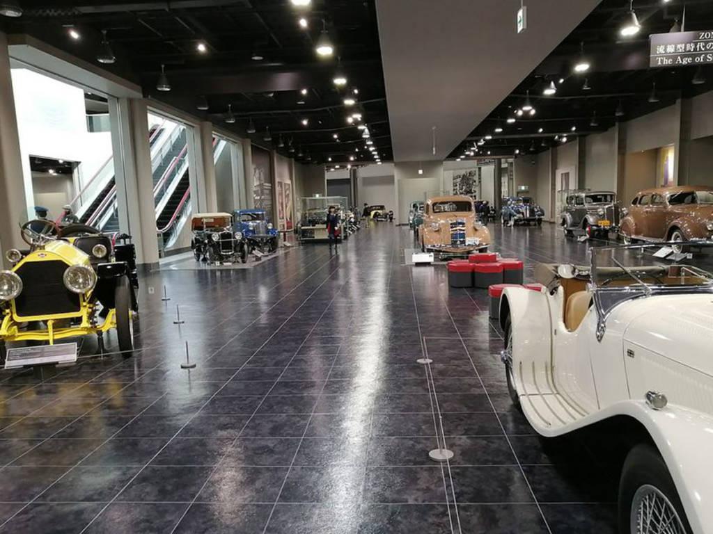 Toyota-Automobile-Museum