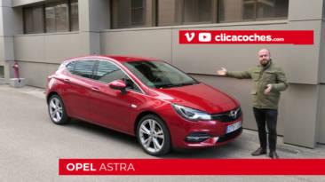 Videoprueba Opel-Astra