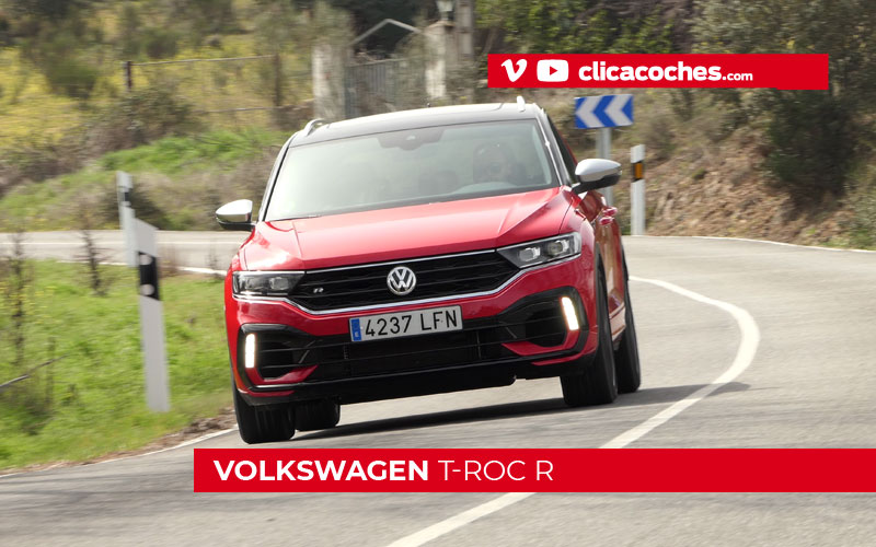 Videoprueba Volkswagen T-Roc R