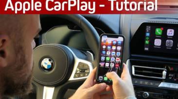 Apple CarPlay tutorial
