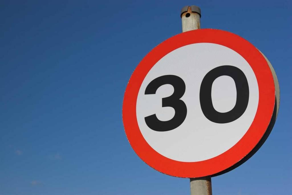 Barcelona límite 30