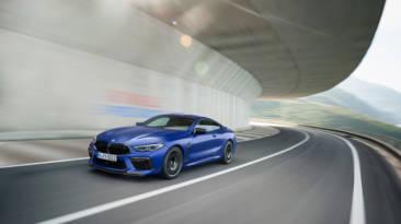BMW M8 Competition prueba
