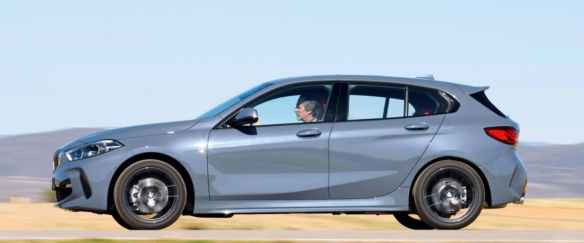 BMW Serie 1 prueba