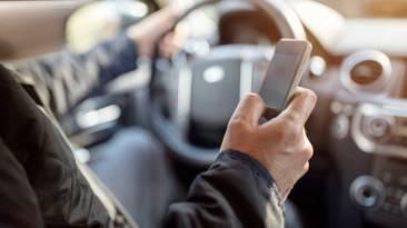 carné conducir móvil