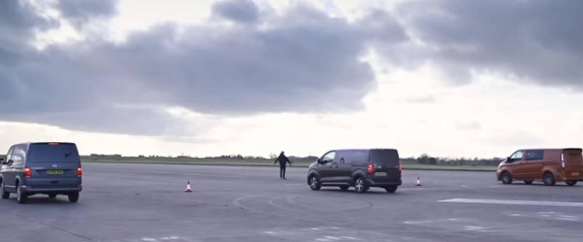 carrera furgonetas