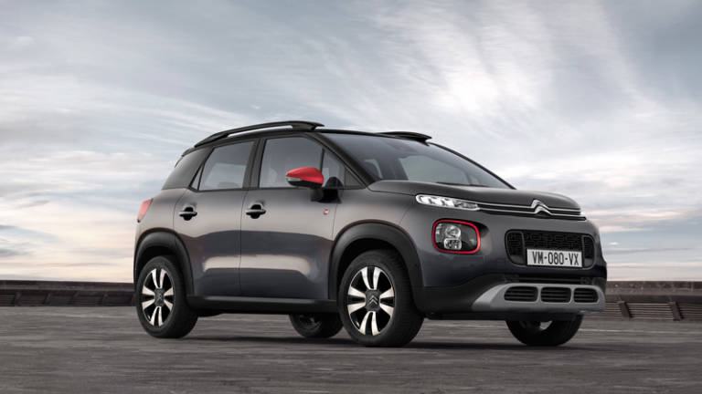 Citroën C3 Aircross C-Series