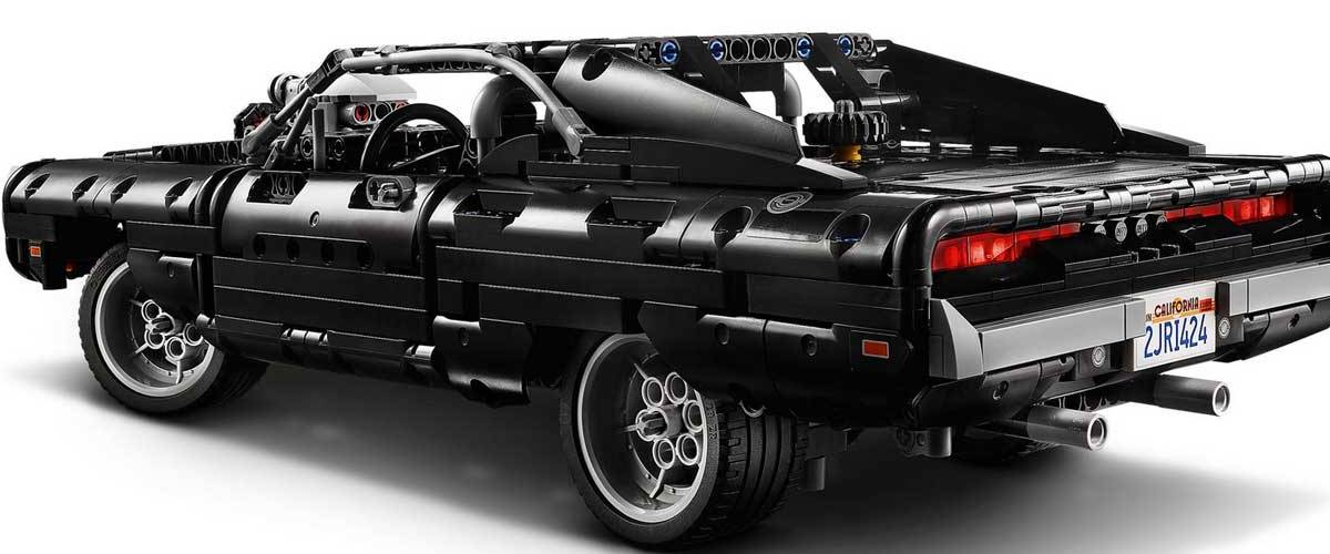 Dodge Charger Toretto LEGO