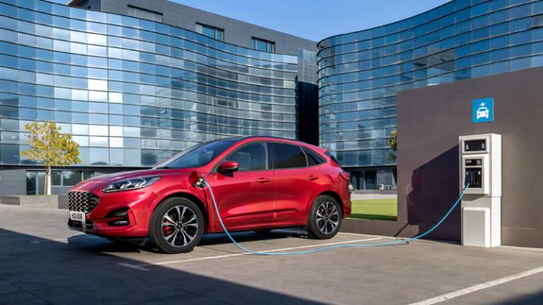 Nuevo Ford Kuga 2020 detalles