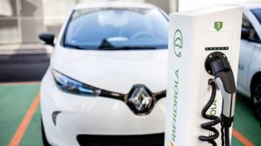 Iberdrola coche eléctrico