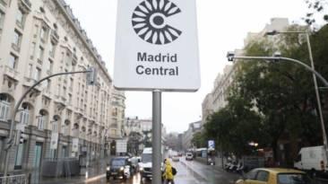 Madrid central multas