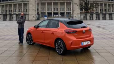 Opel Corsa-e prueba