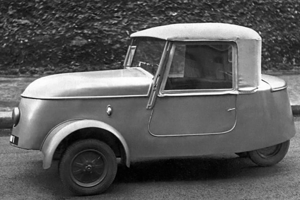 Peugeot VLV capota