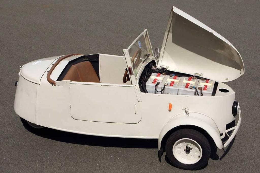 Peugeot VLV eléctrico