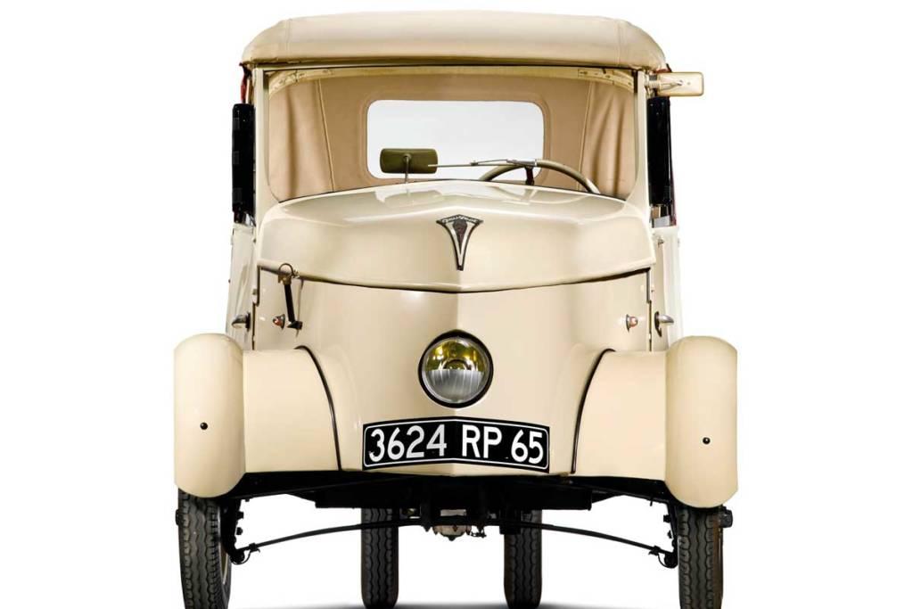 Peugeot VLV frontal