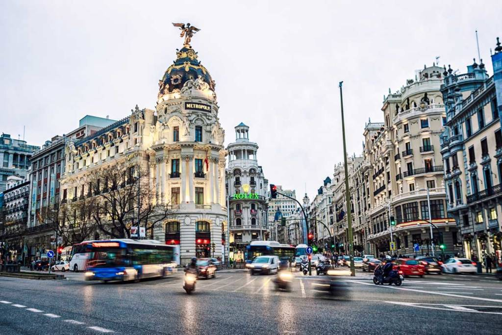 Multas Madrid Central