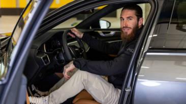 Sergio Ramos coche