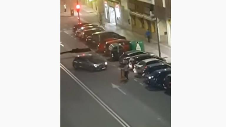torear coches