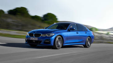 BMW Serie 3 rivales