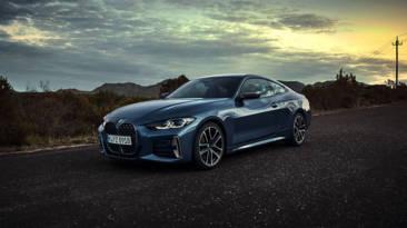 BMW Serie 4 Coupé 2020