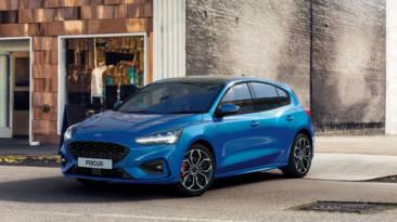 Ford Focus MildHybrid 2020