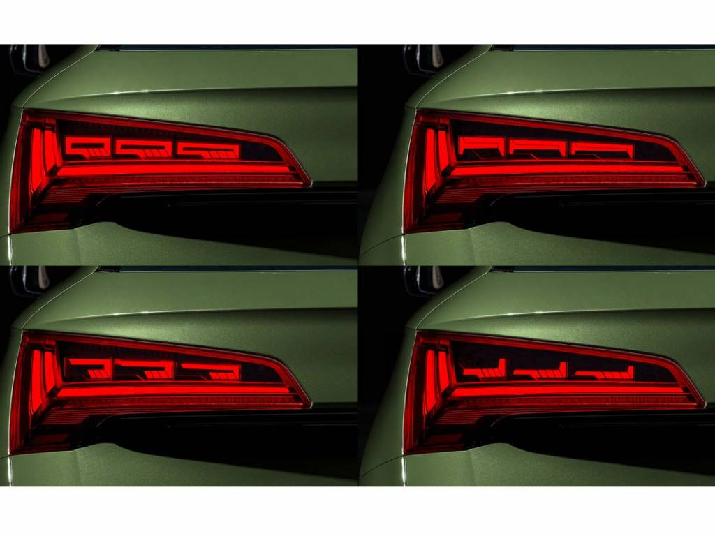 Audi Q5 2021 oled digital