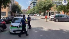 carreras ilegales coches carsharing