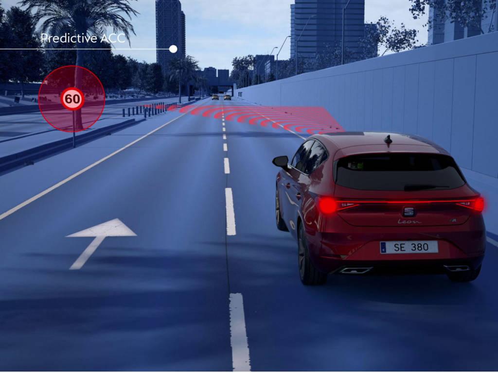 Nuevo SEAT León tecnología