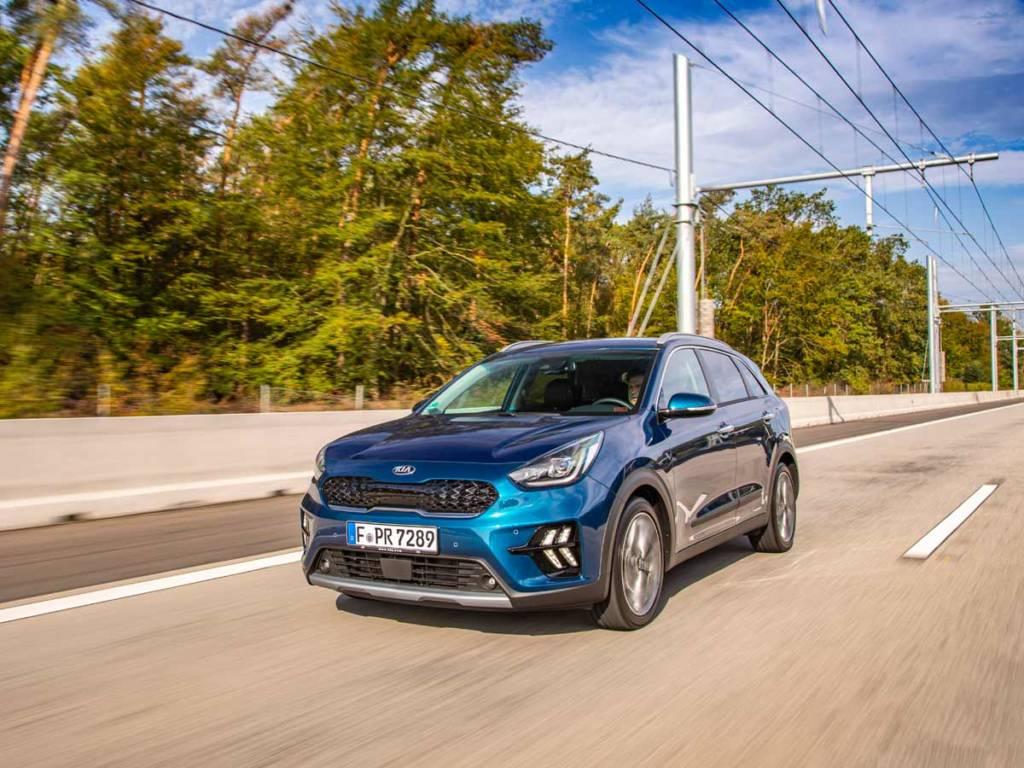SUV por menos de 20.000 euros Kia Niro