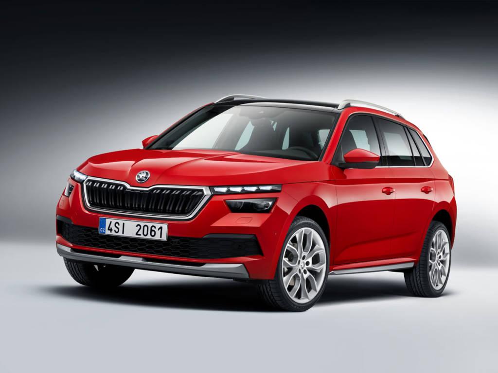 SUV por menos de 20.000 euros Skoda Kamiq