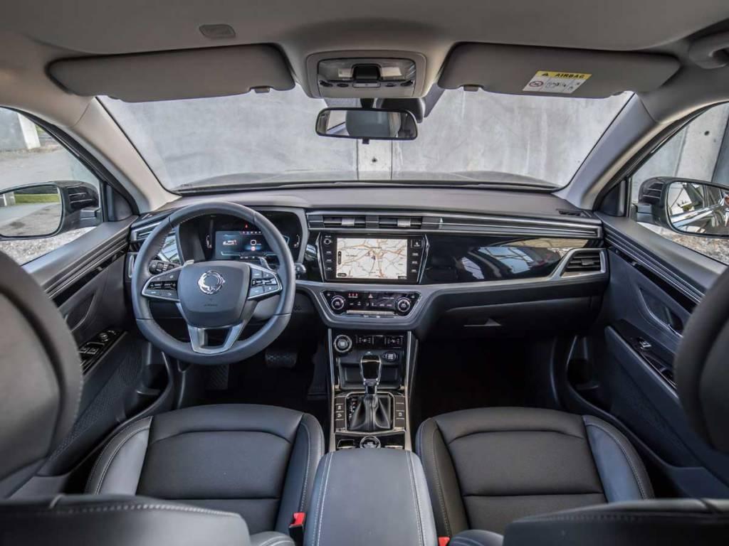 SUV por menos de 20.000 euros SsangYong Korando