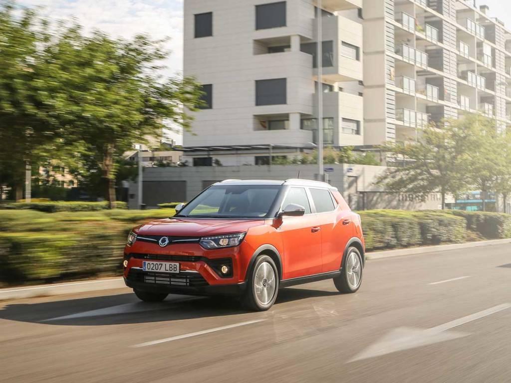 SUV por menos de 20.000 euros SsangYong Tivoli