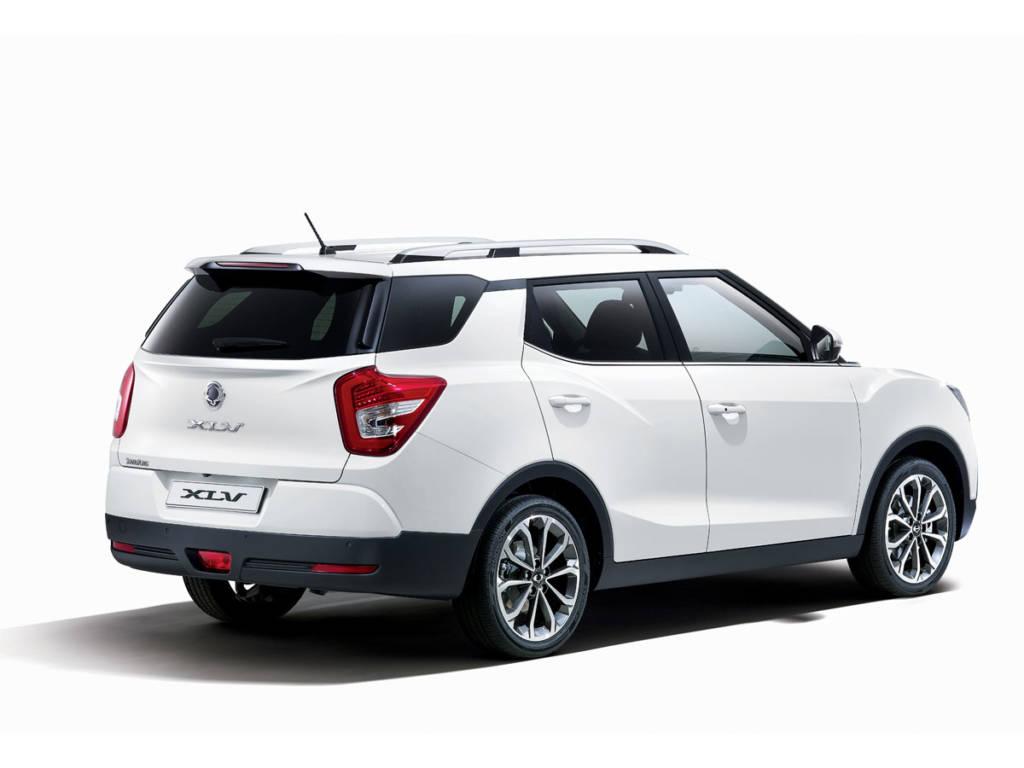 SUV por menos de 20.000 euros SsangYong XLV