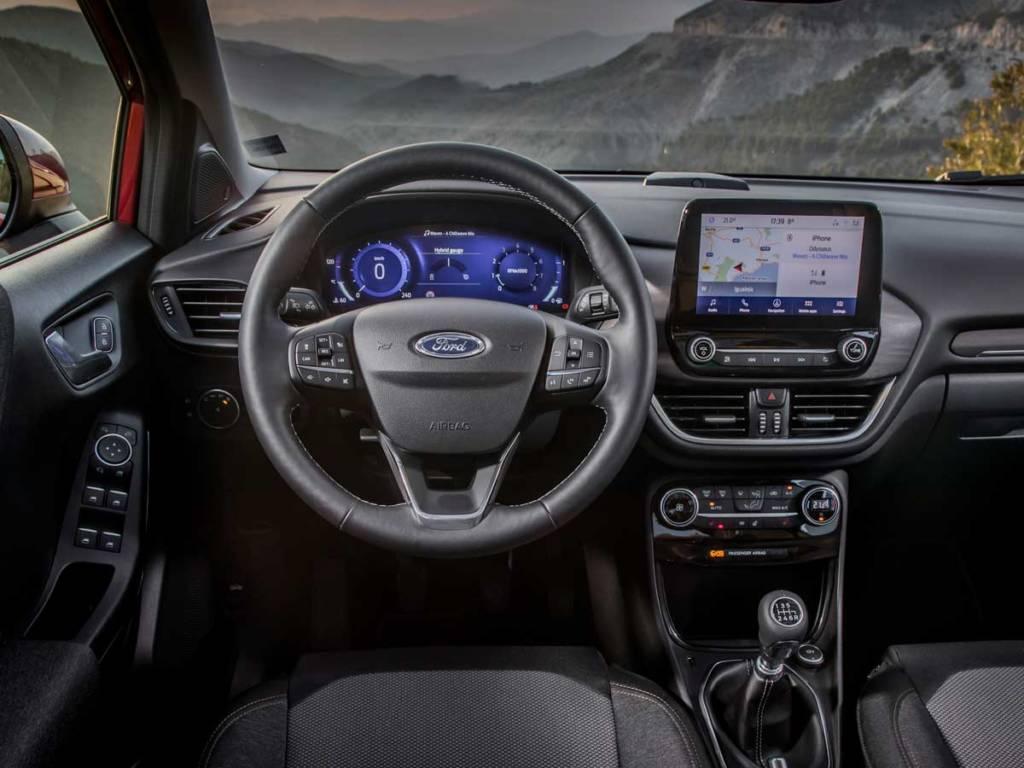 SUV por menos de 20.000 euros Ford Puma