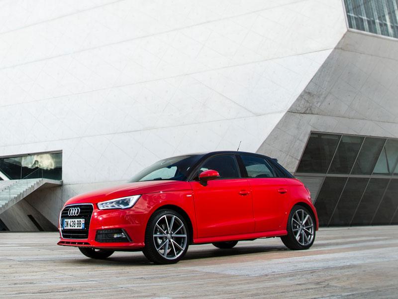 Audi A1 Sportback David Villa