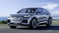 Audi Q4 Sportback e-tron 2020 concept