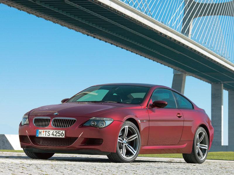 BMW M6 David Villa