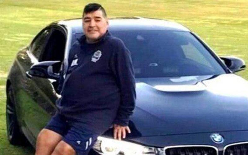 Coche Maradona
