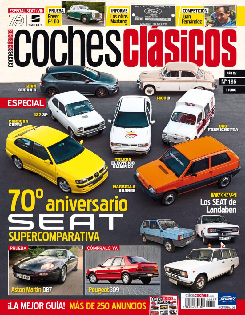 Coches Clásicos 185