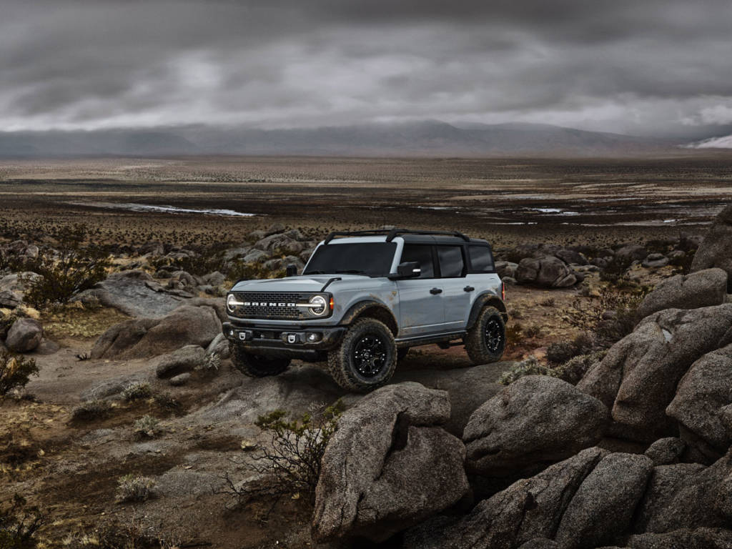 Ford Bronco 2021