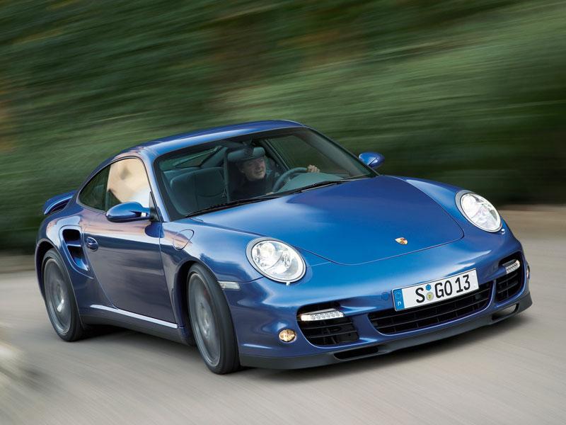 Porsche 911 David Villa