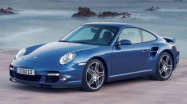 Porsche 911 Turbo David Villa