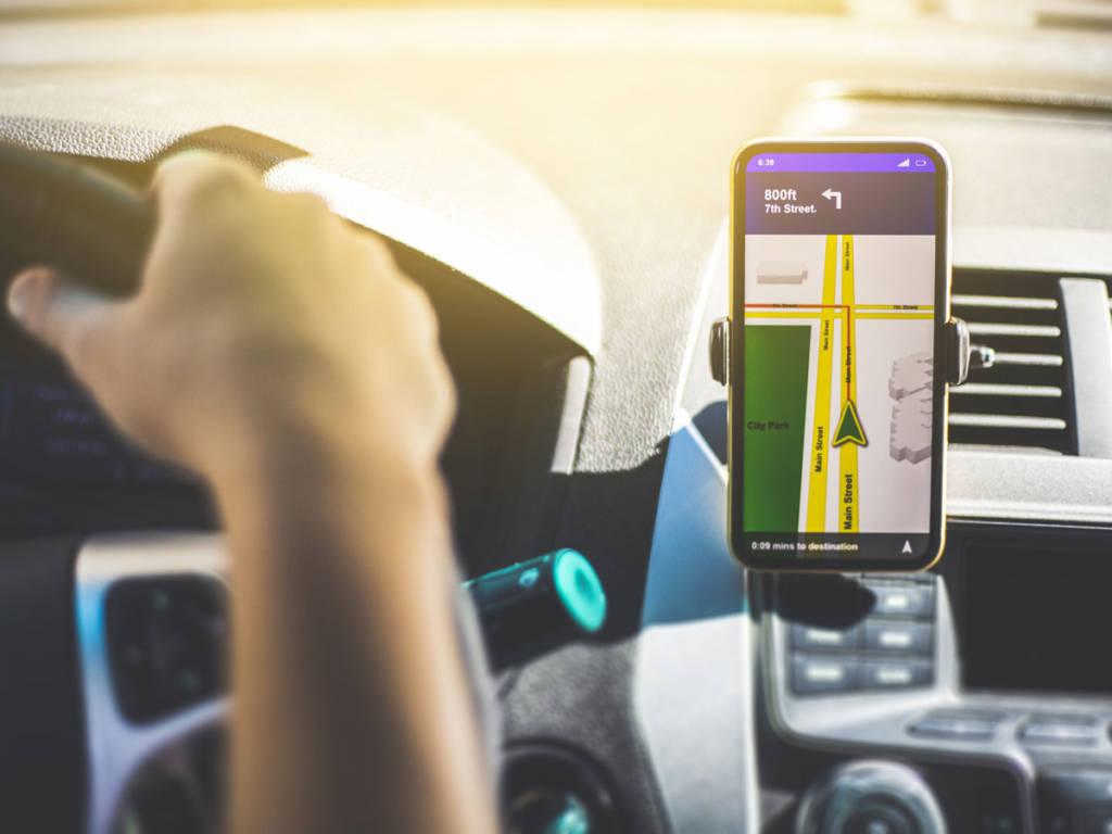 Radares Google Maps