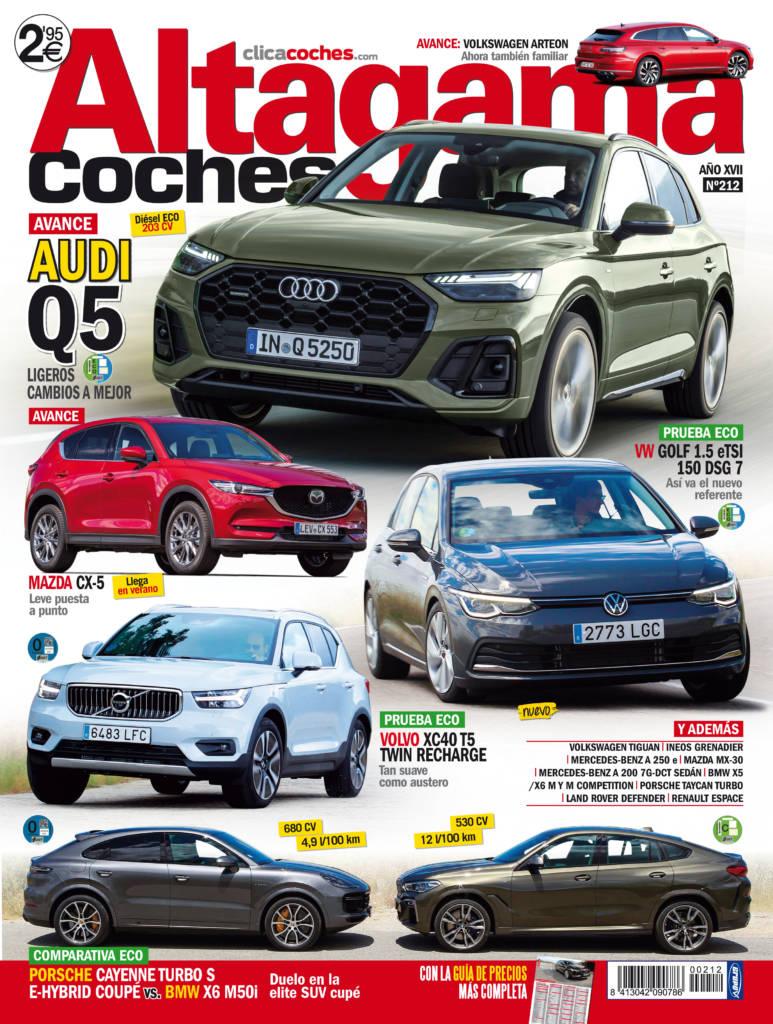Revista Altagama 212