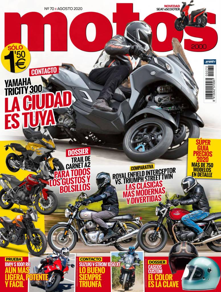 Revista Motos 70