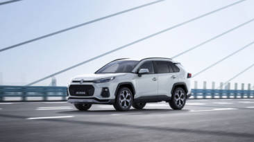 Suzuki Across 2020