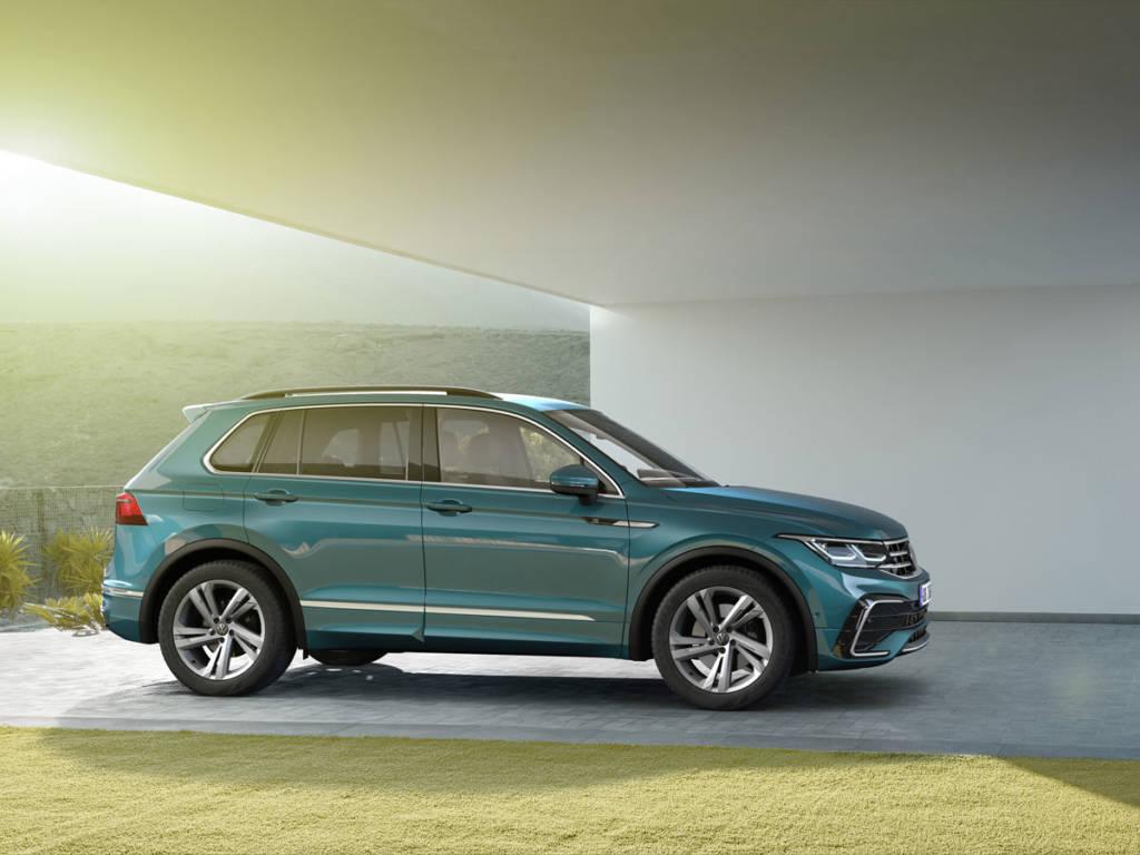 Volkswagen Tiguan R Line 2020
