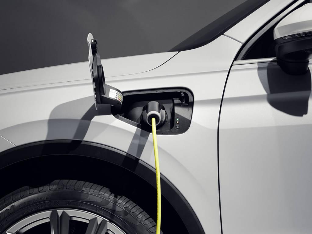 Volkswagen Tiguan e-hybrid 2020