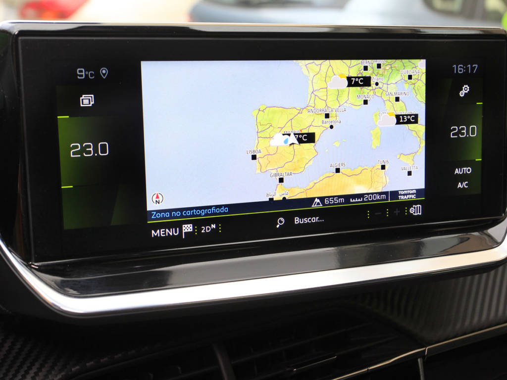 Prueba Peugeot 2008 BlueHDi 2008